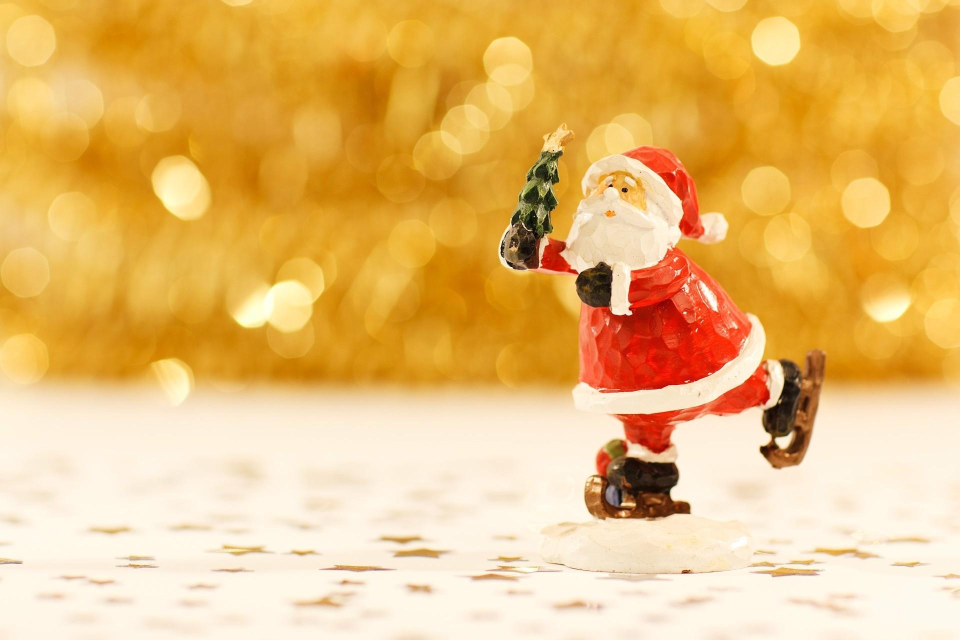 Weihnachtseislaufen